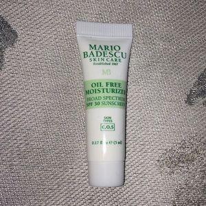 3/$15 Mario Badescu Oil Free Moisturizer